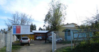 Escuela El Lingue, de Purén