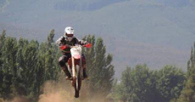 Motocross en Purén