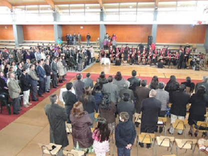 ACCIÓN DE GRACIAS  DE IGLESIAS EVANGÉLICAS