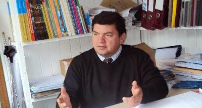 JAIME  NOVA, ELEGIDO PRESIDENTE DEL COLEGIO DE PROFESORES