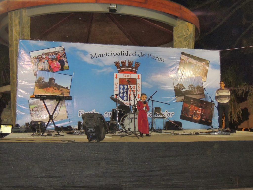 Brillante Encuentro de la Voz Cristiana se realizó en Purén
