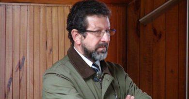 FRANCISCO RIFFO R. NOMBRADO COORDINADOR COMUNAL EXTRAESCOLAR, EN PURÉN