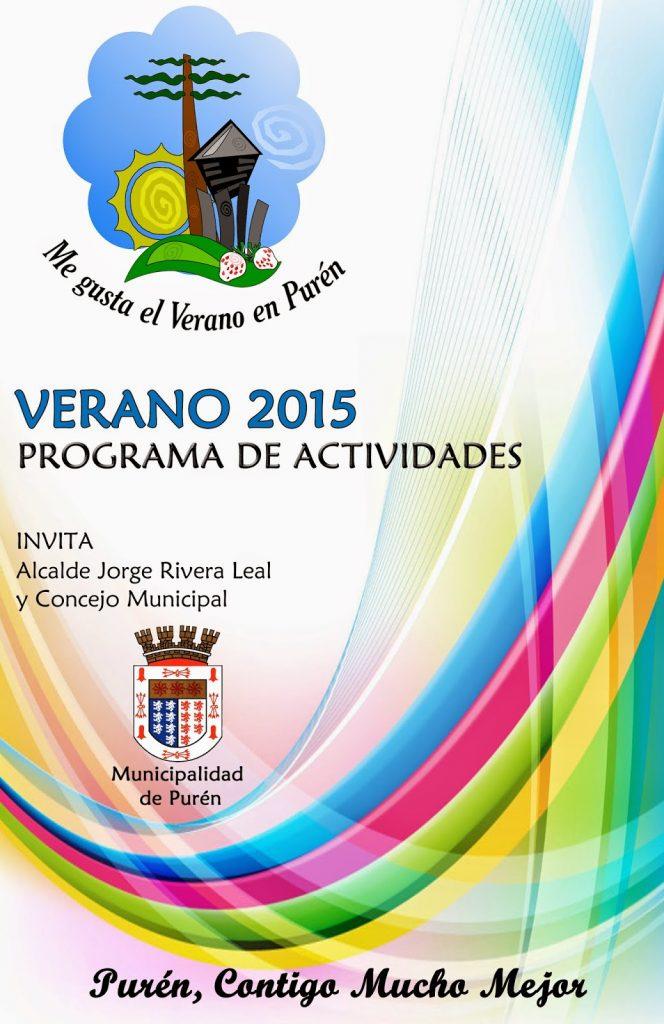 PROGRAMA VERANO PURENINO- 2015