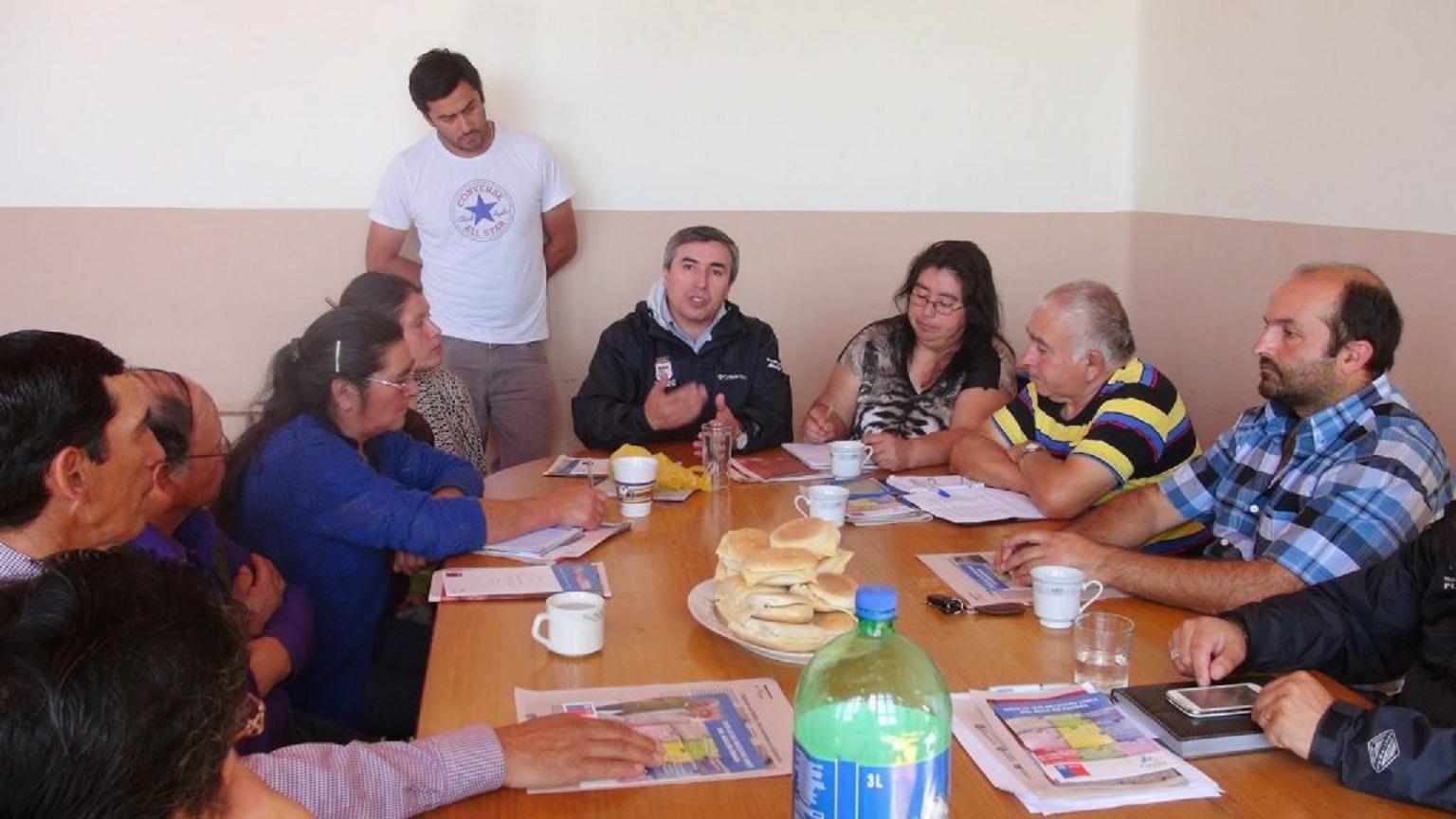 ENCUENTRO  UNIÓN COMUNAL DE JUNTAS DE VECINOS RURALE