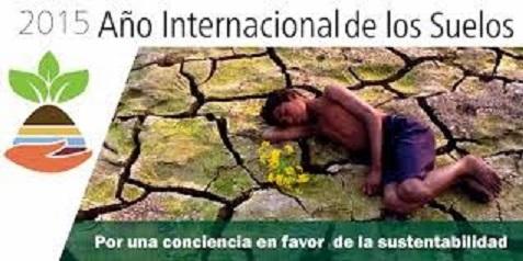 ONU:MEDIO AMBIENTE 2015:AÑO INTERNACIONAL DE LOS SUELOS