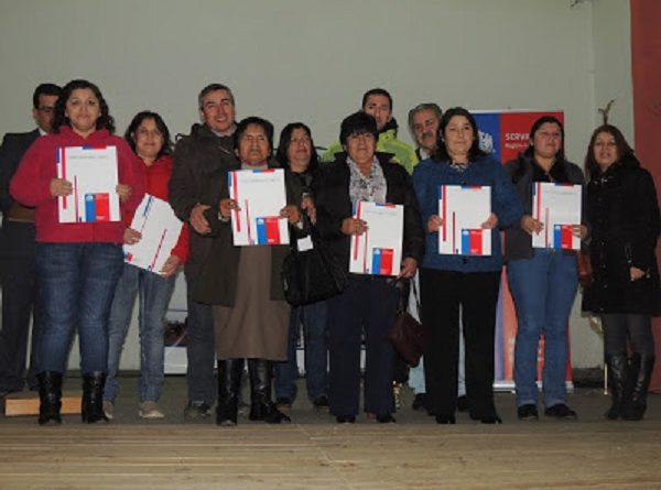 SERVIU 39 FAMILIAS MEJORARÁN SUS VIVIENDAS, EN PUREN