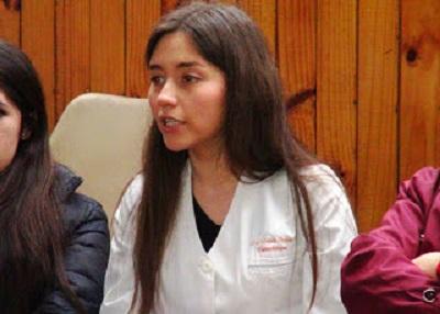 ÁNGELA CORREA C. ASUMIÓ DIRECCIÓN DE SALUD MUNICIPAL