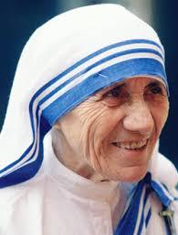MENSAJES DE OPTIMISMO  de Madre Teresa de Calcuta