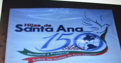 150 AÑOS CONGREGACIÓN HIJAS DE SANTA ANA