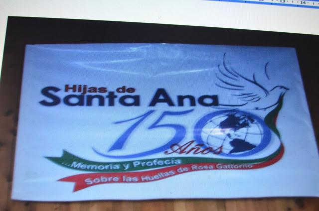 «HIJAS DE SANTA ANA» 150 AÑOS  DE LA CONGREGACIÓN