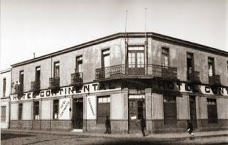 HOTELES DE LA FRONTERA