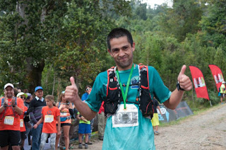 Trail Running PABLO PÉREZ  SANHUEZA