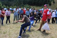 16° JUEGOS CORDILLERANOS EN COYANCAHUÍN