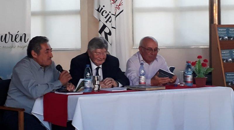 JORGE ASTETE CASANOVA HISTORIAS POR LA CORDILLERA DE NAHUELBUTA, PURÉN