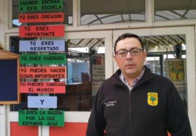 ESCUELA «ENZO FERRARI», OBTUVO PROYECTO DE CONVIVENCIA