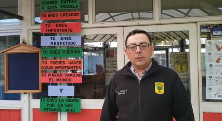 """ESCUELA """"ENZO FERRARI"""", OBTUVO PROYECTO DE CONVIVENCIA"""